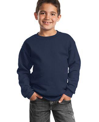 Port  Company Youth Crewneck Sweatshirt PC90Y Catalog
