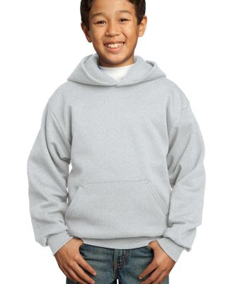 Port  Company Youth Pullover Hooded Sweatshirt PC9 Ash