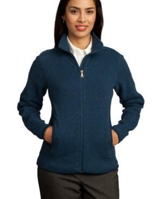 NEW Red House Ladies Sweater Fleece Full Zip Jacket RH55 Catalog