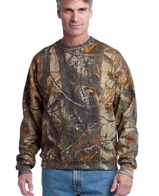 Russell Outdoors Realtree Crewneck Sweatshirt S188 Real Tree AP