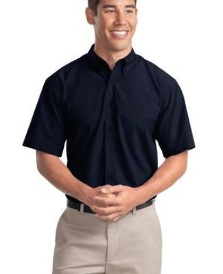 Port Authority Short Sleeve Easy Care  Soil Resistant Shirt S507 Catalog