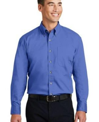 Port Authority Long Sleeve Twill Shirt S600T Catalog