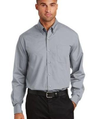 Port Authority Long Sleeve Value Poplin Shirt S632 Catalog
