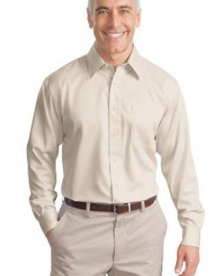 Port Authority Long Sleeve Non Iron Twill Shirt S638 Catalog