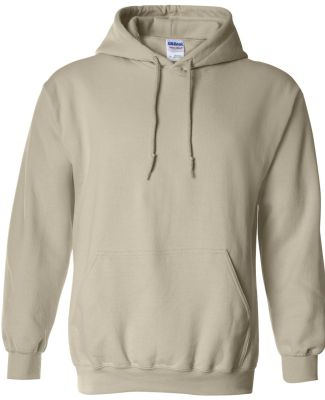 18500 Gildan Heavyweight Blend Hooded Sweatshirt SAND