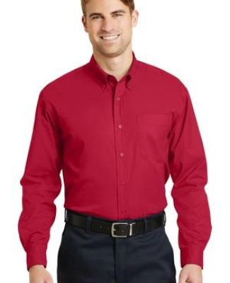 CornerStone Long Sleeve SuperPro Twill Shirt SP17 Catalog