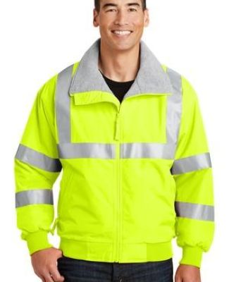Port Authority Safety Challenger153 Jacket with Reflective Taping SRJ754 Catalog