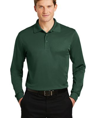 Sport Tek Long Sleeve Micropique Sport Wick Polo ST657 Catalog
