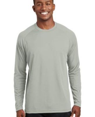 Sport Tek Dry Zone153 Long Sleeve Raglan T Shirt T473LS Catalog
