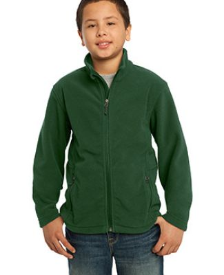 Port Authority Youth Value Fleece Jacket Y217 Catalog