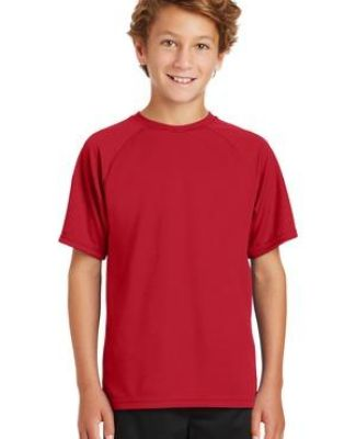 Sport Tek Youth Dry Zone153 Raglan T Shirt Y473 Catalog