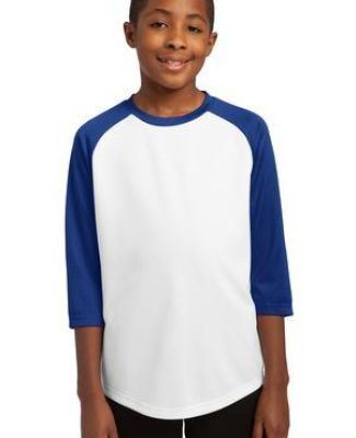 Sport Tek Youth PosiCharge153 Baseball Jersey YST205 Catalog