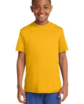 Sport Tek Youth Competitor153 Tee YST350 Gold