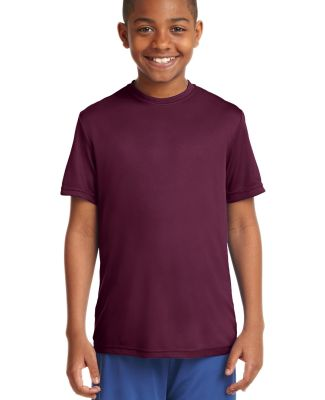 Sport Tek Youth Competitor153 Tee YST350 Maroon