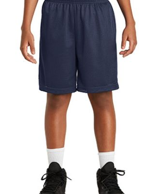 Sport Tek Youth PosiCharge Classic Mesh 8482 Short YST510 Catalog