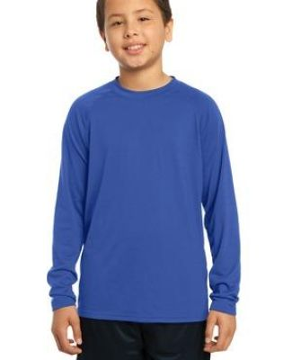 Sport Tek Youth Long Sleeve Ultimate Performance Crew YST700LS Catalog