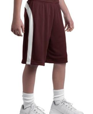 Sport Tek Youth Dry Zone153 Colorblock Short YT479 Catalog
