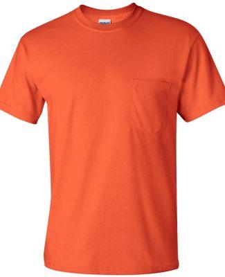2300 Gildan Ultra Cotton Pocket T-shirt ORANGE
