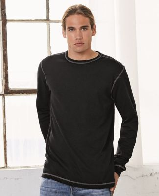 BELLA+CANVAS 3500 Mens Long Sleeve Thermal Catalog