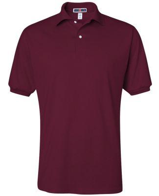 Jerzees® Jersey Sport Shirt with SpotShield™ Maroon