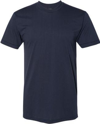BB401 American Apparel Unisex Poly-Cotton Short Sl NAVY