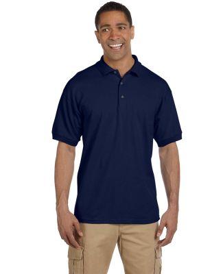 Gildan 3800 Ultra Cotton Pique Knit Sport Shirt NAVY