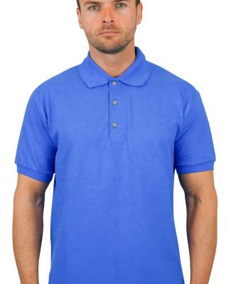 Gildan 3800 Ultra Cotton Pique Knit Sport Shirt ROYAL