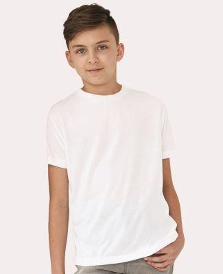 1210 SubliVie Youth Polyester Sublimation T-Shirt Catalog
