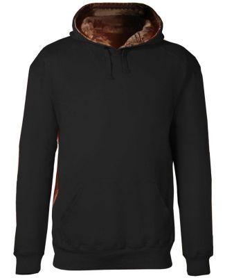 1264 Badger Adult Athletic Fleece Camo Accent Hooded Sweatshirt Catalog
