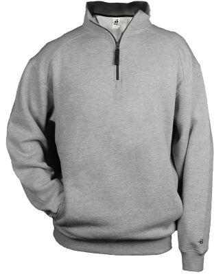 1286 Badger 1/4 Zip Fleece Pullover Catalog