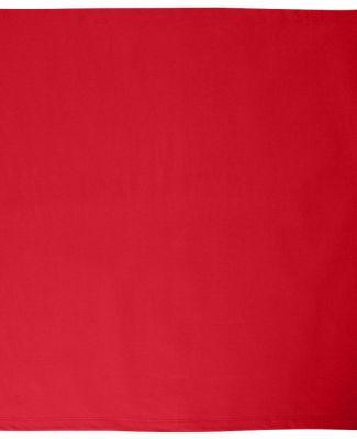 12900 Gildan Gildan DryBlendFleece Stadium Blanket RED