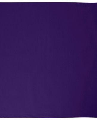 12900 Gildan Gildan DryBlendFleece Stadium Blanket PURPLE