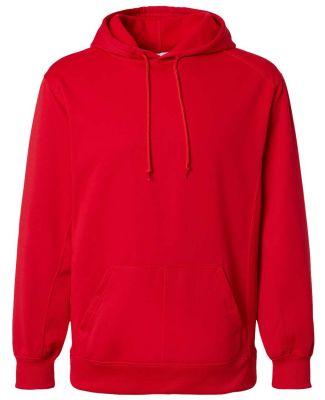 1454 Badger Adult BT5 Fleece Hoodie Red