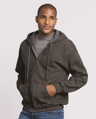 18700 Gildan Adult Heavy BlendVintage Classic Full-Zip Hooded Sweatshirt Catalog
