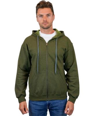 18700 Gildan Adult Heavy BlendVintage Classic Full-Zip Hooded Sweatshirt Catalog