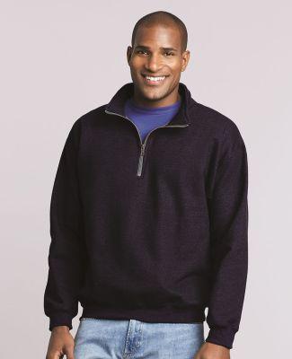 18800 Gildan Adult Heavy BlendVintage 1/4-Zip Cadet Collar Sweatshirt Catalog