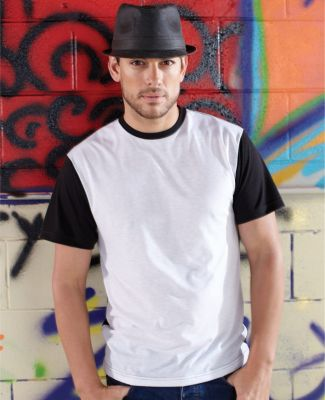 1902 SubliVie Adult Blackout Polyester Sublimation Tee Catalog