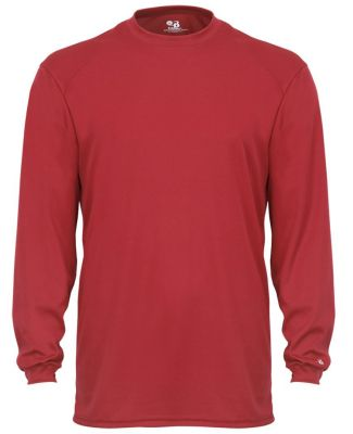2104 Badger Youth B-Core Long-Sleeve Performance Tee Catalog