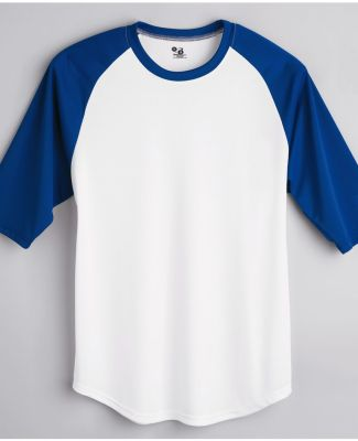 2133 Badger Youth Performance 3/4 Raglan-Sleeve Baseball Undershirt Catalog