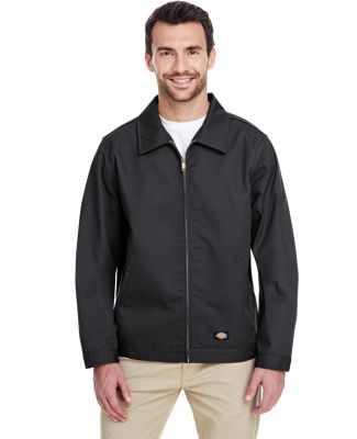 JT75 Dickies Eisenhower Classic Unlined Jacket BLACK
