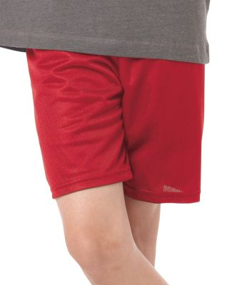 2237 Badger Youth Mini-Mesh Shorts Catalog