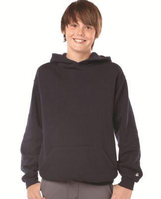 2254 Badger Youth Hooded Sweatshirt Catalog