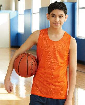 2529 Badger Youth Mesh Reversible Tank Catalog