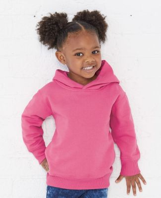 3326 Rabbit Skins Toddler Hooded Sweatshirt with Pockets Catalog