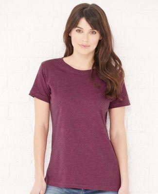 3516 LA T Ladies Longer Length T-Shirt Catalog