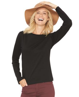 3588 LA T Ladies' Long-Sleeve T-Shirt Catalog