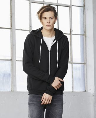 BELLA+CANVAS 3739 Unisex Poly-Cotton Fleece Hoodie Catalog