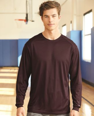 4104 Badger Adult B-Core Long-Sleeve Performance Tee Catalog