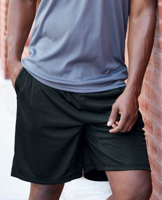4110 Badger Adult BT5 Trainer Shorts With Pockets Catalog