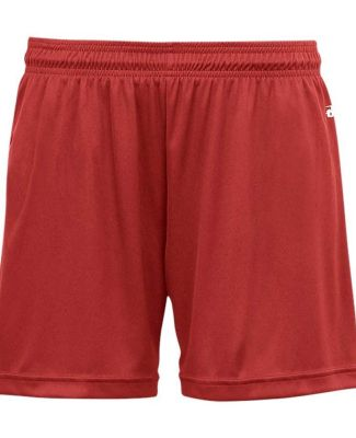 4116 Badger Ladies' B-Dry Core Short Catalog